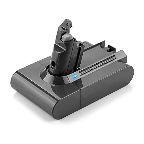 OPSON 21,6V 3000mAh Batterie de Rechange pour Dyson V6 Fluffy V6 Animal V6 Motorhead V6 Absolute V6 DC62 DC59 DC61 DC58