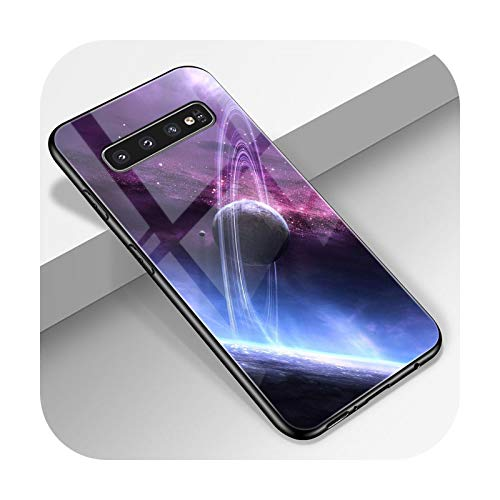 Phonecase W3449-S7 Edge - Carcasa para Samsung S10, S9, S8, S7, S10E, S20, Ultra A51, A71, A50, A40, A20E, Note 20, 10, 9, 8 Plus, cristal templado