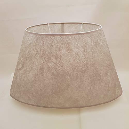 Lampenschirm oval