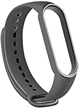 Humble Band Strap for Mi Band 5 (Device Unit Not Included)-Grey