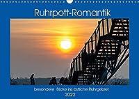 Ruhrpott-Romantik (Wandkalender 2022 DIN A3 quer): Das oestliche Ruhrgebiet von seiner schoensten Seite (Monatskalender, 14 Seiten )