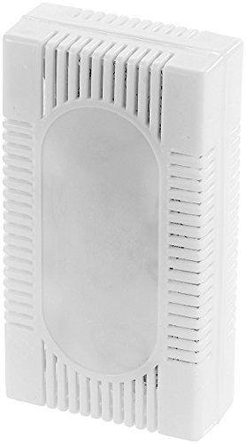 PEARL Kühlschrankentfeuchter: 3in1-Kühlschrank-Frisch EF-66.K gegen Gerüche, Feuchtigkeit & Schimmel (Kühlschrank Lufterfrischer)