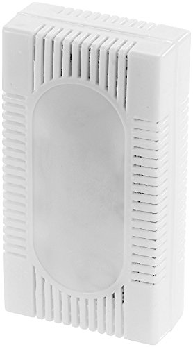 PEARL Deumidificatore frigorifero: 3in1-Fridge-Fresh EF-66.K contro gli odori, Umidità e muffa (frigo deodorante)