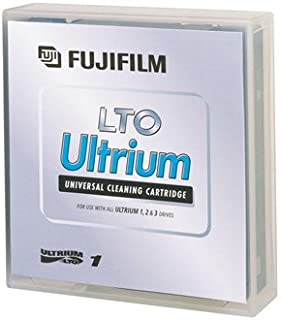 Tape LTO Ultrium-1 2 3 4 and 5 Clng Ctdg 50 Pass Universal