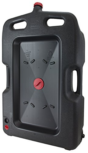 FloTool 42008MI Hopkins 42008 Crude Control Oil Drain Pan - 58 Quart