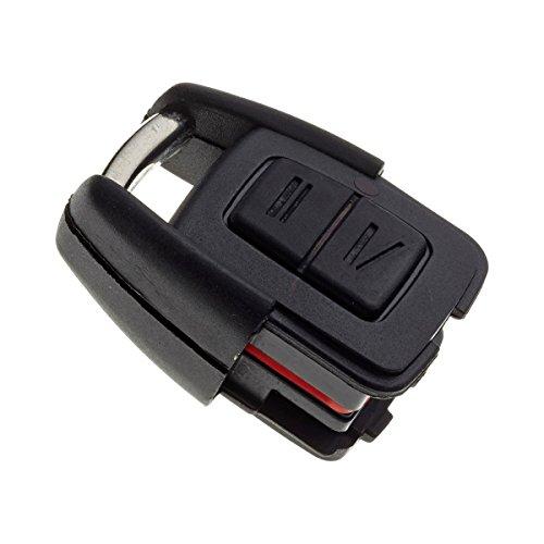 KFZ Schlüsselgehäuse Autoschlüssel Gehäuse ohne Schlüsselbart Opel Astra G, Zafira A, Vectra B, Omega B