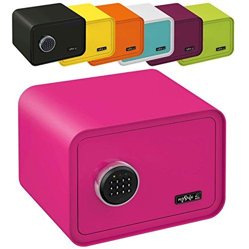 MySafe Tresor Design Safe - Caja fuerte (250 x 350 x 280 mm,