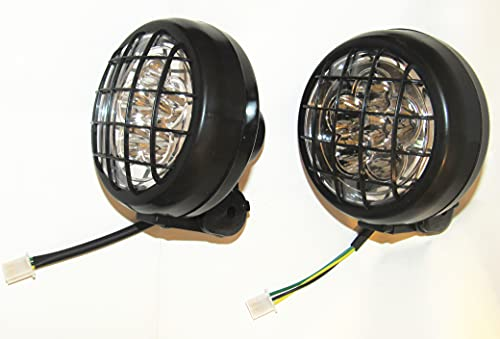yamaha banshee headlights - 6