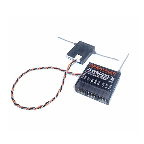 willowhe Spektrum AR8000 DSM2 DSMX 8 Kanal 2,4 Ghz RC Receiver