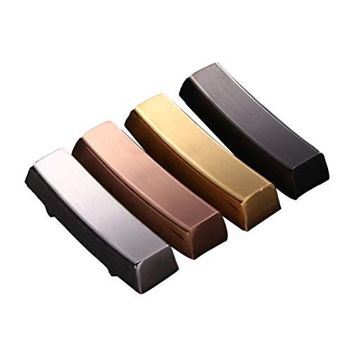 UPKOCH 4 pz Bacchette Poggia in Acciaio Inox Cena Cucchiaio Supporto Forchetta Bacchette Bacchette Utensile Posate Stand