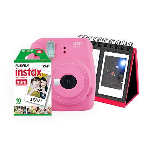 cámara fujifilm instax mini 9 de la marca instax