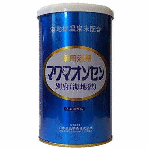 4位 日本薬品開発『日本薬品開発 薬用浴剤 マグマ温泉末 (別府海地獄)』