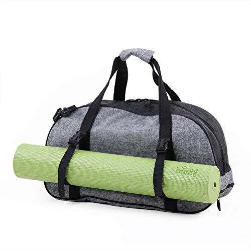 Yoga- und Sporttasche BODHI URBAN BAG mit Nassfach, für Hot Yoga Fans, als Weekender oder für's Fitness-Studio
