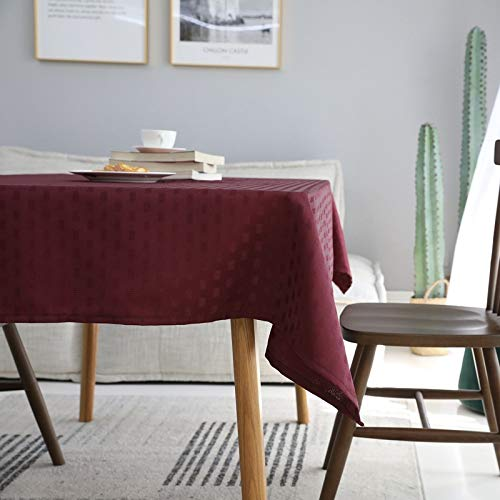 marca blanca New table cloth household square cover cloth coffee table cloth background cloth 90 * 90cm