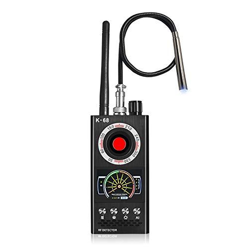 KANSING Anti Spy Detector Camera Detector, RF Signal Detector, Bug Detector & Camera Finder, Hidden Camera Detector, GPS Bug Detector for GPS Tracking GSM Listening Device Finder, Radar Radio Scanner