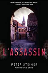 L'Assassin: A Thriller (A Louis Morgon Thriller Book 2) Kindle Edition