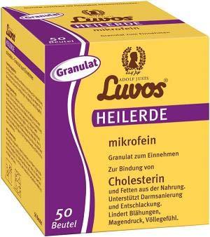 Luvos Heilerde - mikrofein Granulat 50 Portionsbeutel 325g