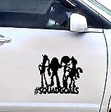 Toy Story - Toy Story-Familie - Cartoon-Auto-Autoaufkleber-Aufkleber - 18 Cm Hoch