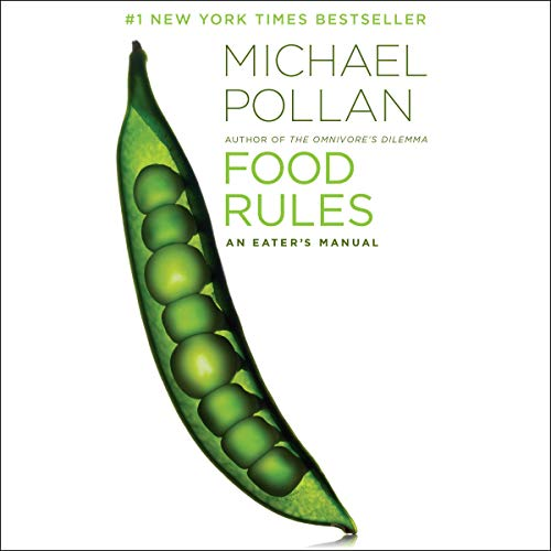 Food Rules audiobook cover art