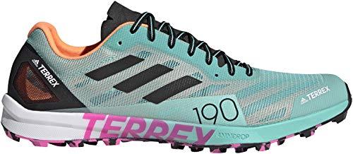 adidas Terrex Speed Pro, Zapatillas de Trail Running Hombre, MENACI/NEGBÁS/ROSCHI, 44 EU