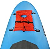 SUP-Now Stand Up Paddle Board D-Ring Bungee Deck Attachment Rigging with Adhesive