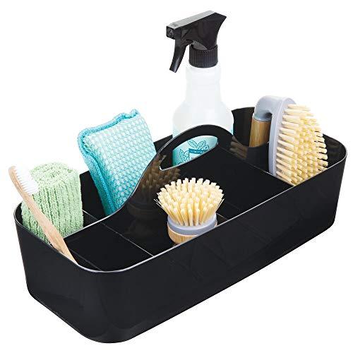 Plastic Portable Storage Organizer Caddy Tote