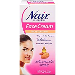 Face Hair Removal Cream
