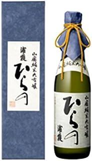浦霞 山廃純米大吟醸 ひらの720ml