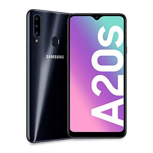 Smartphone Samsung Galaxy A20s, schwarz