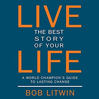 Live the Best Story of Your Life audiobook cover art