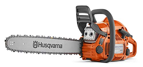 "Husqvarna 445 18"" Gas Chainsaw, Orange"