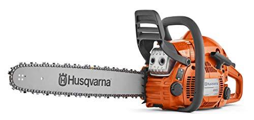 Husqvarna 445 18' Gas Chainsaw, Orange