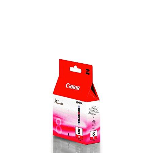 Original Tinte Canon CLI-8M 0622B001 - 1 Tinten-Patrone - Magenta - 13 ml