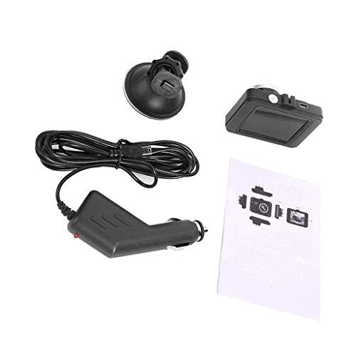 Toygogo 2.2'Coche DVR Dash Camera 720P Video Recorder Videocámara Loop Record Dash CAM