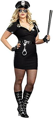 orden en línea Disfraz de oficial de Dirty CP Anita soborno Plus Plus Plus Sexy para Adulto  orden ahora con gran descuento y entrega gratuita