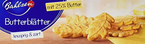 Bahlsen Butterblätter, 12er Pack (12 x 125 g)