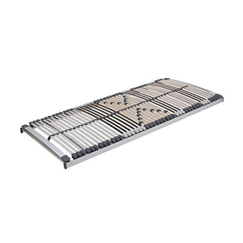 MALIE 7-Zonen Lattenrost Classic Flex 44 NF, unverstellbar 100x220 cm