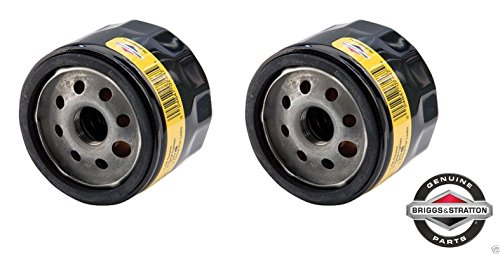 Briggs & Stratton 492932S Oil Filter (2 Pack)