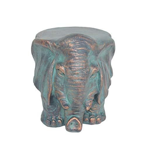 Salome Elephant Garden Stool
