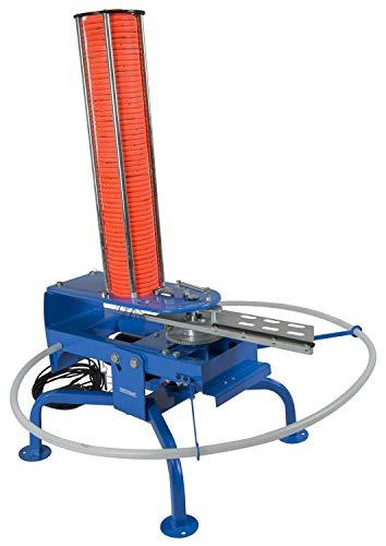 WEIFAN Trap Target Thrower Elektrische Tontaubenfalle SchießAnleitung Target Thrower Trainingshilfe Automatische Trap Machine Skeet
