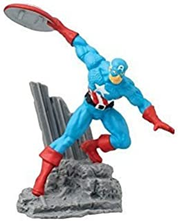 Marvel Captain America Collectible Action Figure
