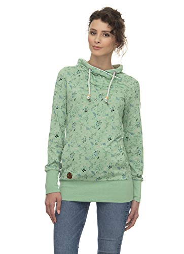 Ragwear NESKA B Green Sweatshirt (S)
