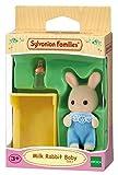Sylvanian Families - 5063 - Bebé Conejo de Leche