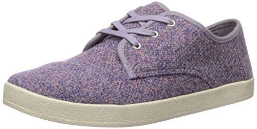 TOMS Women's Paseo Sneaker, Lavender Grey Melange, 7 Medium US