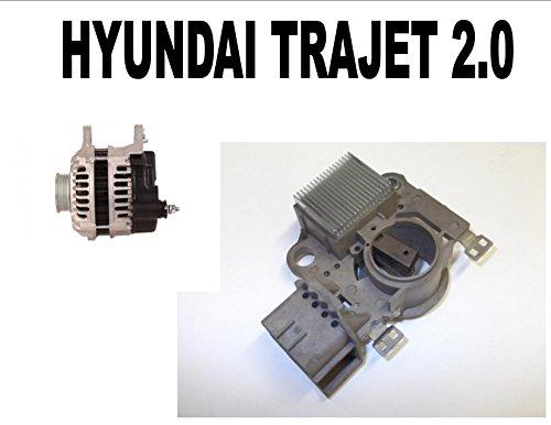 Regulador alternador para Hyundai Trajet 2.0 MPV 2000 2001 2002 2003 2004...