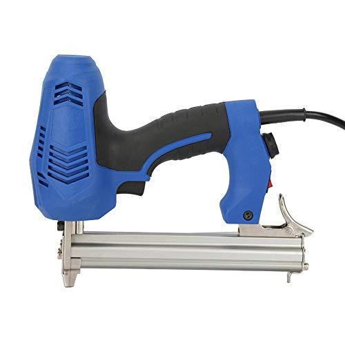 422J 2250W Pistola de clavos eléctrica para trabajar la madera Clavadora portátil de alta potencia para muebles Madera Metal Encuadernación Premio fijo Europeanne 220V