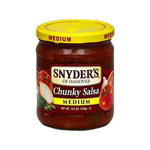 Snyder's of Hanover Salsa Dip Sauce für mexikanische Lebensmittel, 439 g