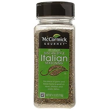 McCormick Tuscan Style Italian Seasoning 4.12oz
