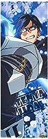 僕のヒーローアカデミア ロングクリアポスター 飯田 天哉 縦728×横257×厚さ0.2mm