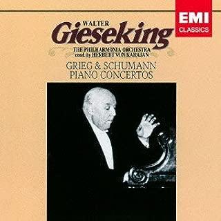 グリーク&シューマン:ピアノ協奏曲集/フランク:交響的変奏曲